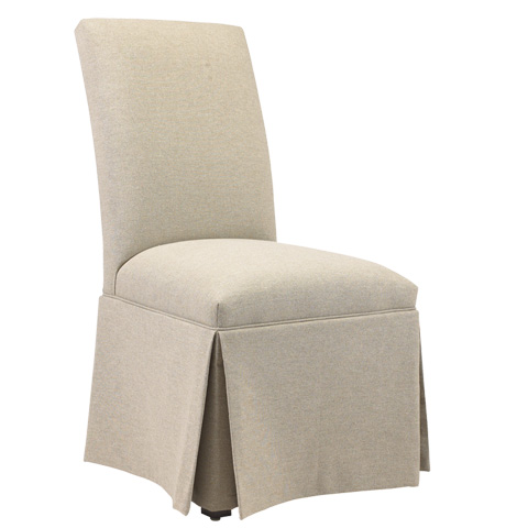 French Heritage - Giselle Dining Slipper Chair - M-7228-606