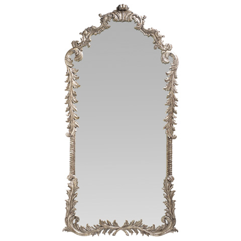 Image of Louis XV Silver Mirror