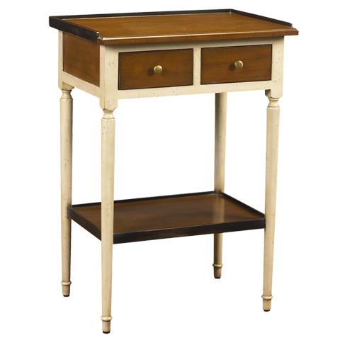 French Heritage - Accent Table in Light Cherry - M-FL41-088-LCIV