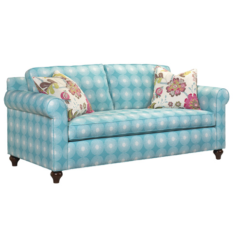 French Heritage - St. Remy Sofa - U-3060-0280