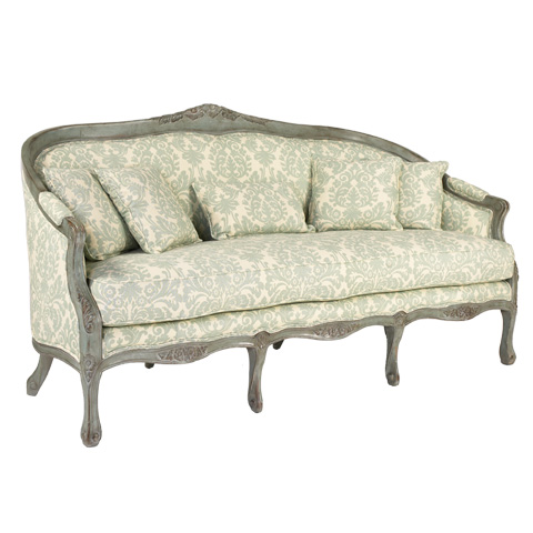 French Heritage - Camille Sofa - U-3070-0180