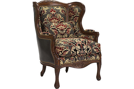 French Heritage - Camille Chair - U-3072-0131