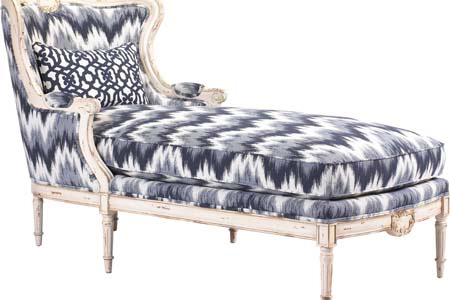French Heritage - Auteuil Chaise - U-3075-0430