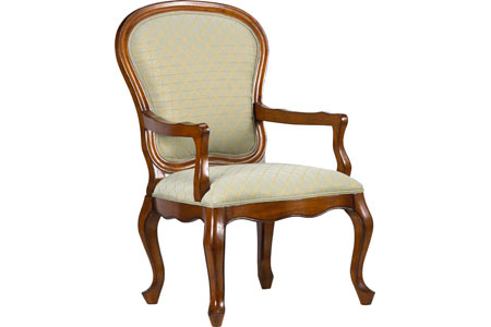 French Heritage - Roussillion Chair - U-3076-0226