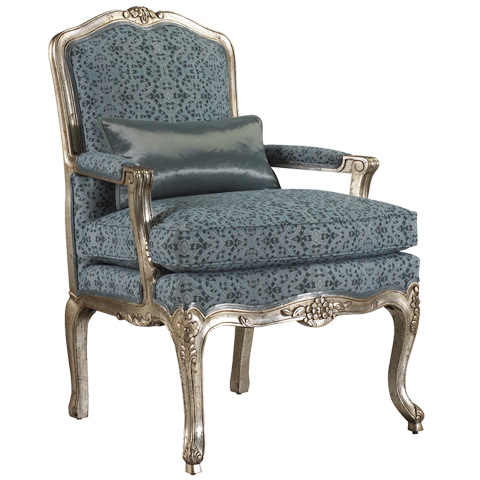 French Heritage - Vincent Bergere Chair - U-3076-0528