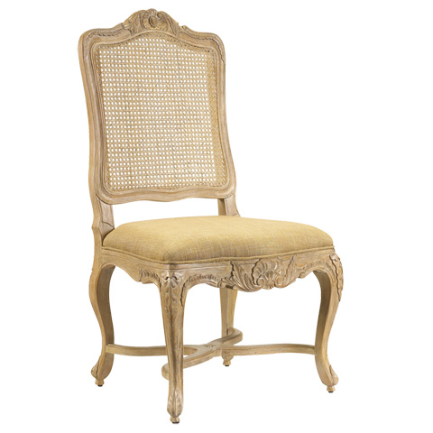 French Heritage - Regence Caned Side Chair - M-2128-204
