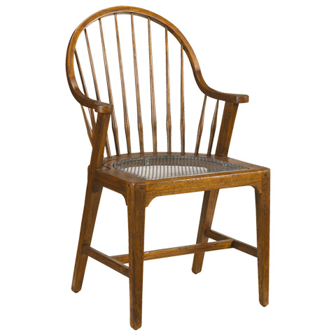French Heritage - Landes Arm Chair - M-2527-002-CBAI