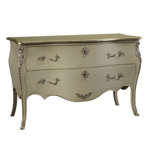 French Heritage - Brunoy Chest - M-1502-401-SLGY
