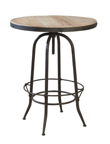 Furniture Classics Limited - Industrial Pub Table - 72066