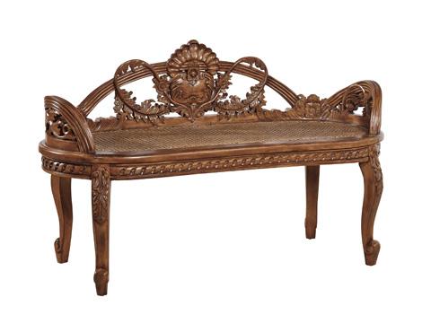 Furniture Classics Limited - Portugal Bench - 1550PI