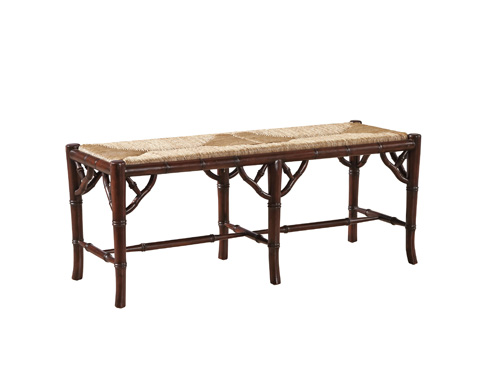 Furniture Classics Limited - Faux Bamboo Bench - 1764PA