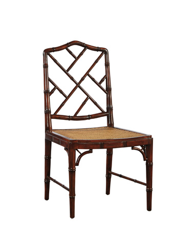 Furniture Classics Limited - Classic Bamboo Side Chair - 51345PA