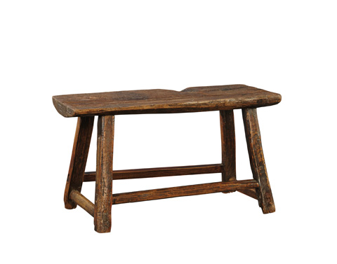 Furniture Classics Limited - Antique Stool - 72107