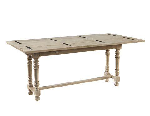 Furniture Classics Limited - Book Leaf Dining Table - 7465QM