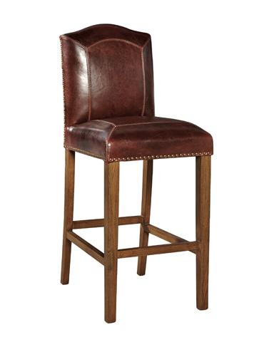Furniture Classics Limited - Blake Leather Bar Stool - 91-321BL