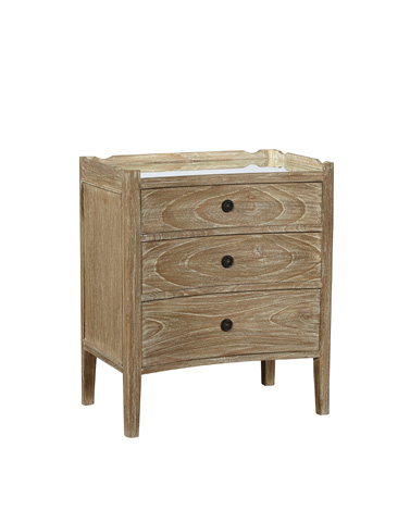 Furniture Classics Limited - Cario Small Chest of Drawers - 51-036
