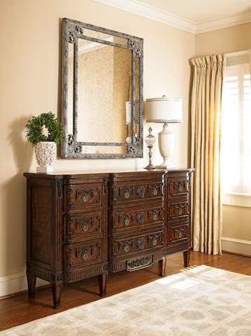 Fine Furniture Design & Marketing - Triple Dresser - 1340-124