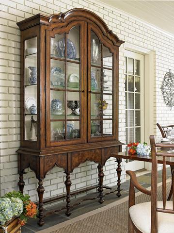 Fine Furniture Design - Stuyvesant Display Cabinet - 1342-991/992