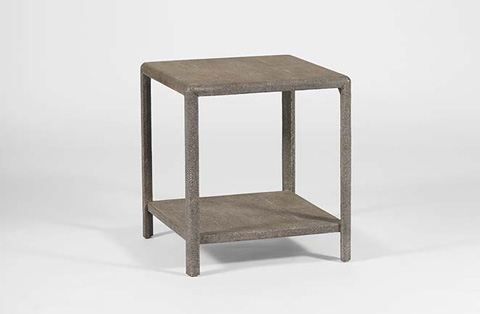Gabby Home - Daniel Shagreen Table - SCH-240005