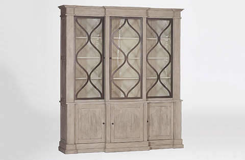 Image of Samantha Farmhouse Cabinet