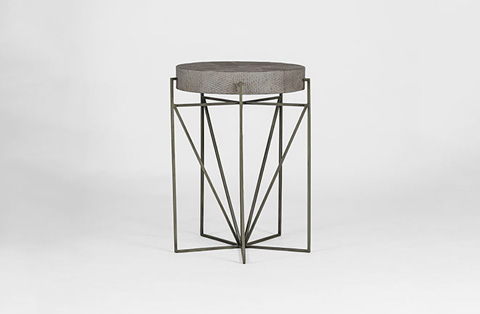Gabby Home - Reese Side Table - SCH-280205