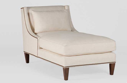 Gabby Home - Kensington Chaise - SCH-612