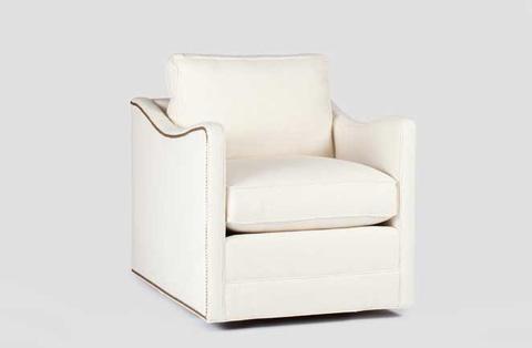 Gabby Home - Porter Swivel Chair - SCH-680