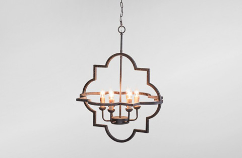 Gabby Home - Athena Large Chandelier - SCH-151320