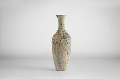 Gabby Home - Pottery Swan Vase - SCH-200207