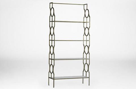 Gabby Home - Kimbrell Bookshelf - SCH-290260