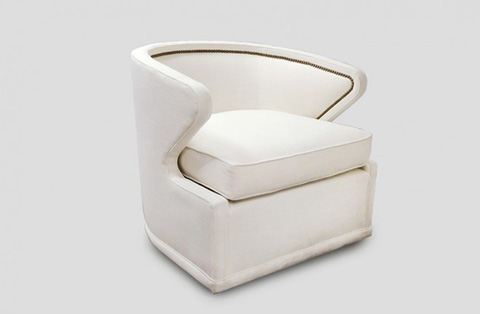 Gabby Home - Monroe Swivel Chair - SCH-651