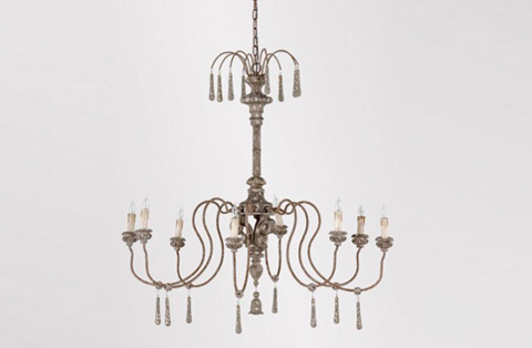 Gabby Home - Vincent Chandelier - SCH-151855