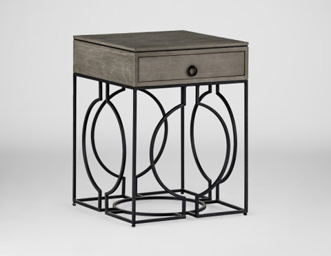 Gabby Home - Cersei Side Table - SCH-152155