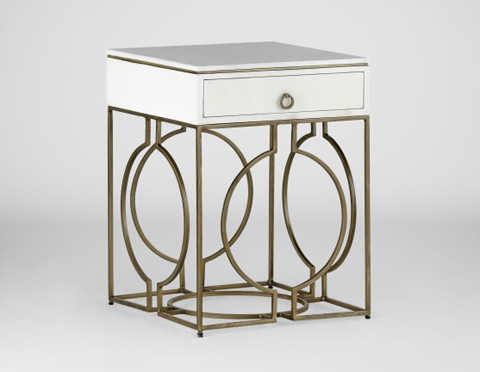 Gabby Home - Cedric Side Table - SCH-152160