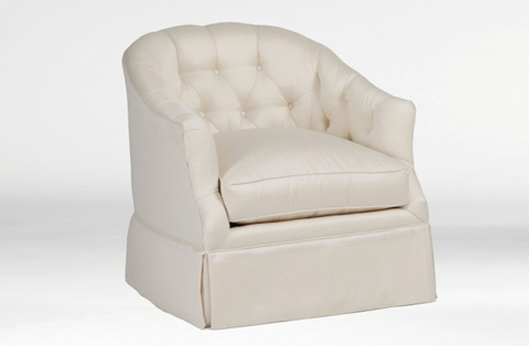 Gabby Home - Marie Swivel Chair - SCH-627