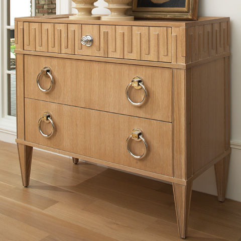 Global Views - Light French Key Chest - 2319