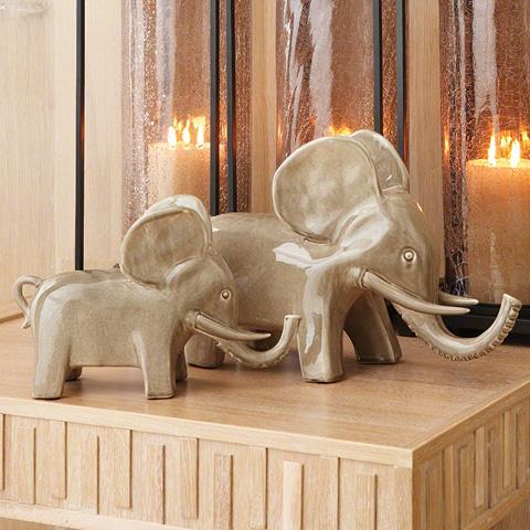 Global Views - Small Elephant - 3.30848