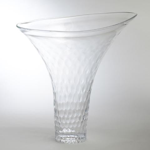 Global Views - Grande Honeycomb Flair Vase - 6.60158