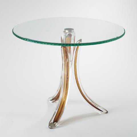 Global Views - Glass Tusk Table - 6.60238