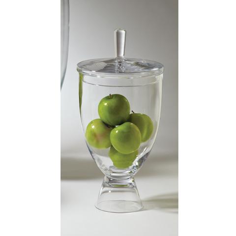 Global Views - Small Simple Jar - 6.60242