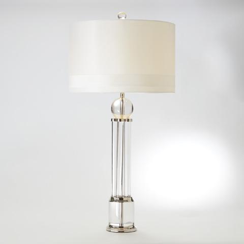 Global Views - Crystal Column Lamp - 8.82041