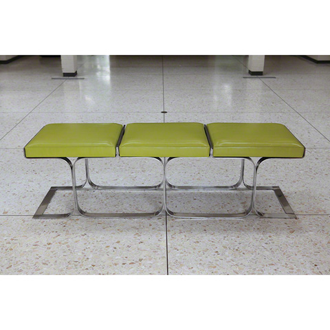 Image of Citron Airline Bench