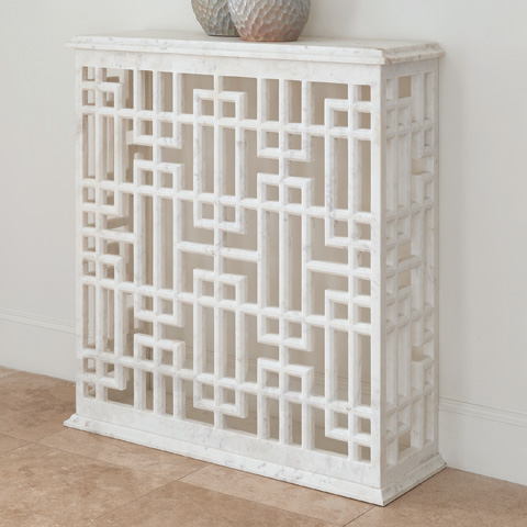 Global Views - Marble Gridblock Console - 9.92247