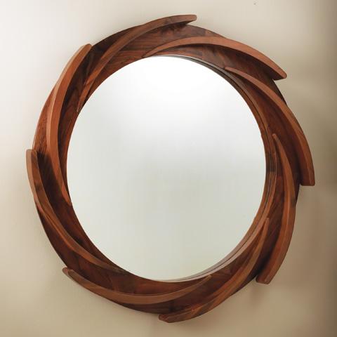 Global Views - Paddle Mirror - 9.92249