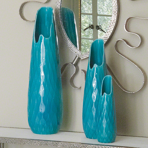 Global Views - Diamante Vase - 1.10190