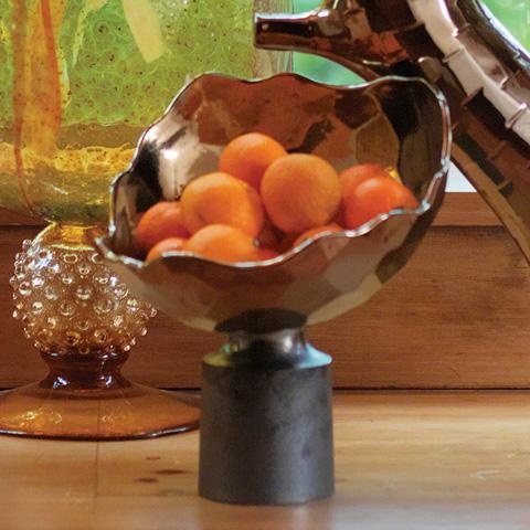 Global Views - Diamante Pedestal Bowl - 1.10194