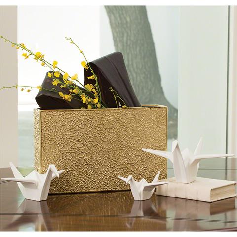 Global Views - Origami Crane - 1.10260