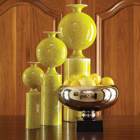 Global Views - Citron Pill Vase - 1838