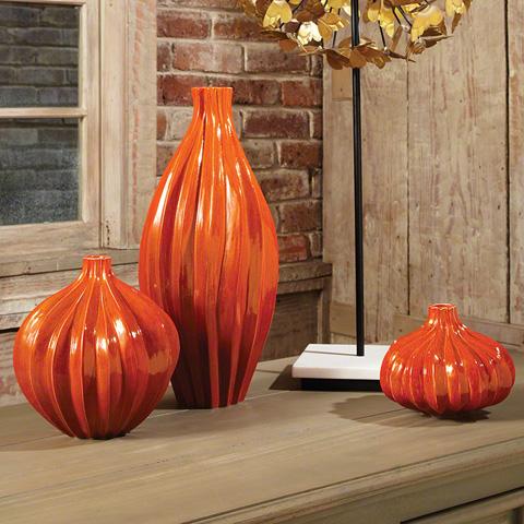 Global Views - Squash Vase - 1927