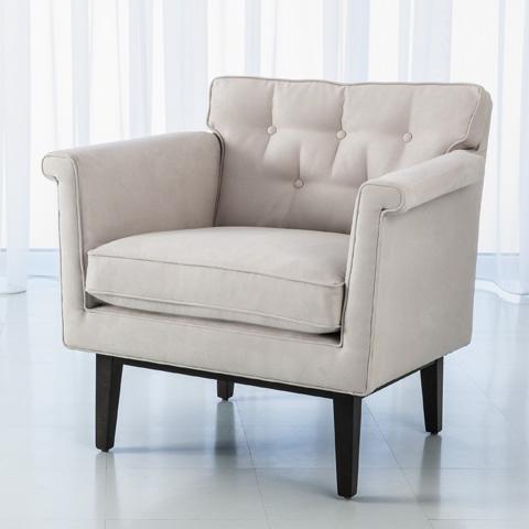 Global Views - Emerywood Chair - 2483